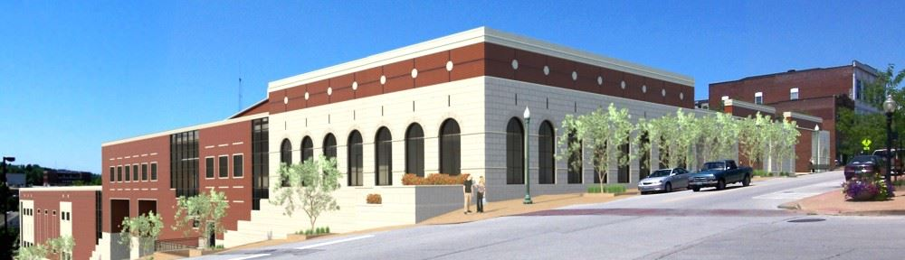Sheriff's Office Rendering