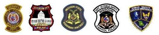 Missouri Law Enforcement Patches
