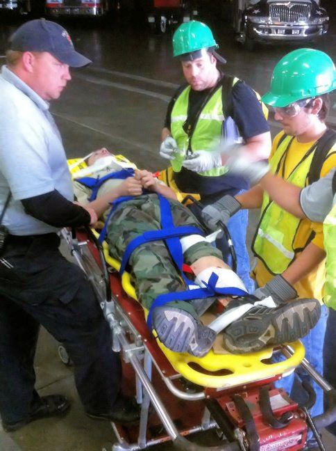 CERT Team Helps Victim