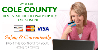 Pay Your Cole County Real Estate or Personal Property Taxes Online