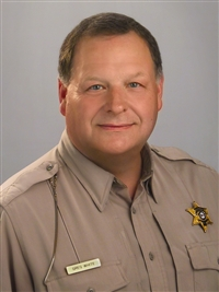 Sheriff Greg White